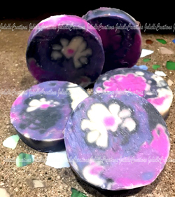 Night Violet Cold Process Soap